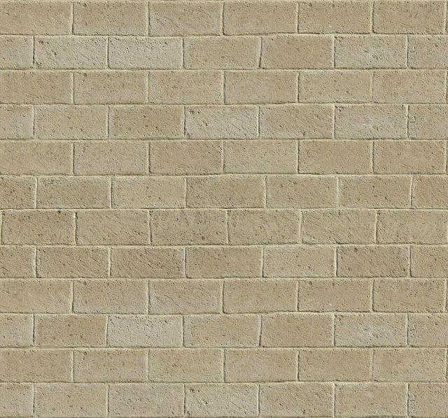 Texture seamless tufo brick