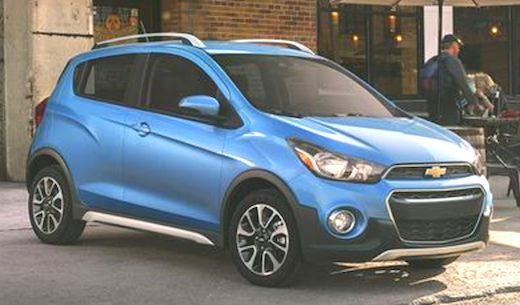 2019 Chevrolet Spark Review The front wheel-drive 2019 Chevrolet Spark 98 horsepower and 94 pound-feet of torque uses
