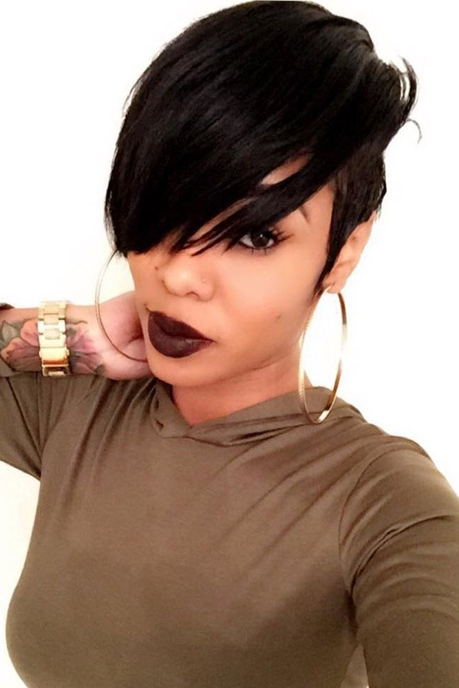 how to style a pixie cut black hair 25 best ideas about black pixie haircut on 9655