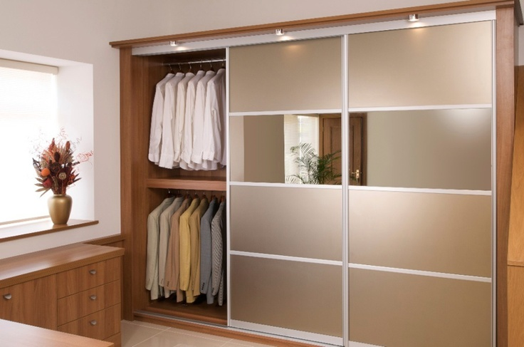 Petersfield fitted wardrobe sliding doors ward robe pinterest