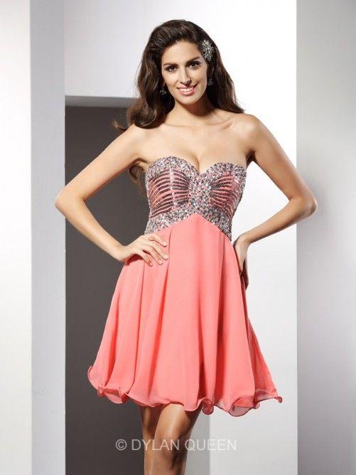 Mejores 8 imágenes de Dresses en Pinterest | Vestidos de fiesta ...