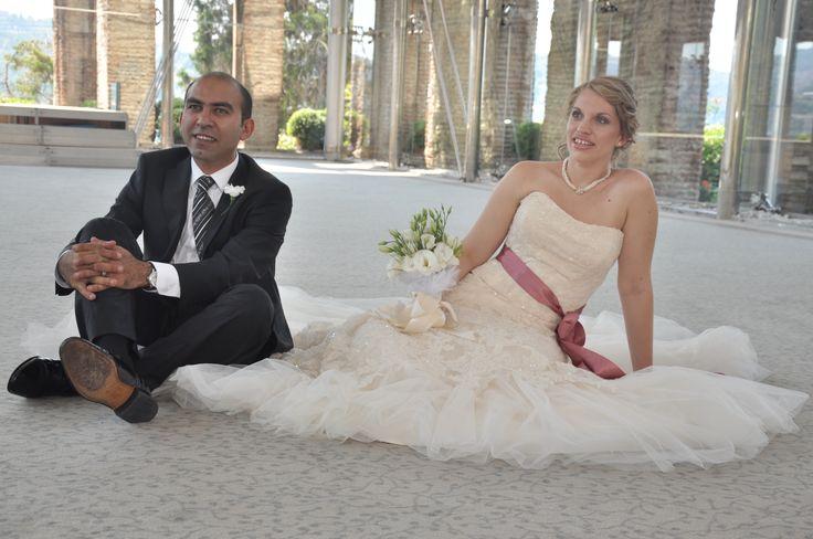 Michelle en Fatih Alagoz