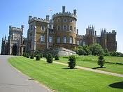 Belvoir Castle - a stately home overlooking the Vale of Belvoir