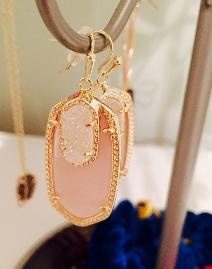 Not usually a fan of Kendra Scott Earrings, but these are cute