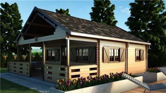 1000 ideas about bungalow porch on pinterest bungalows - Donacasa bungalows ...