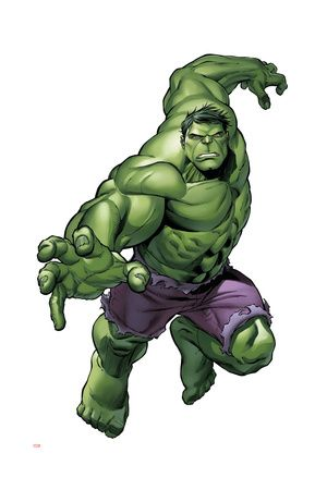 Avengers Bande Dessin 233 E Affiche Sur Allposters Fr Hulk