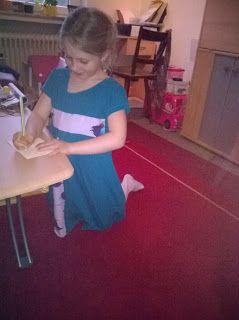 Becca näht: Meine Tochter liebt ja mein Hobby, hab ich euch er...