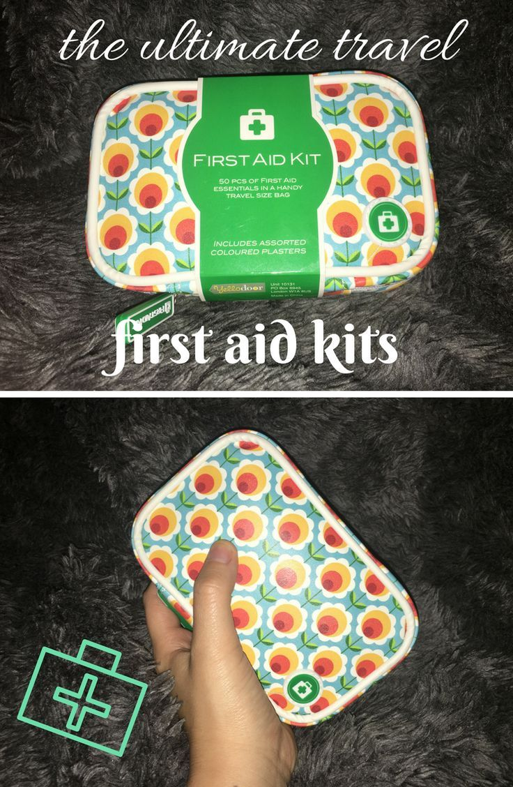 Best 25+ First Aid Kid Ideas On Pinterest
