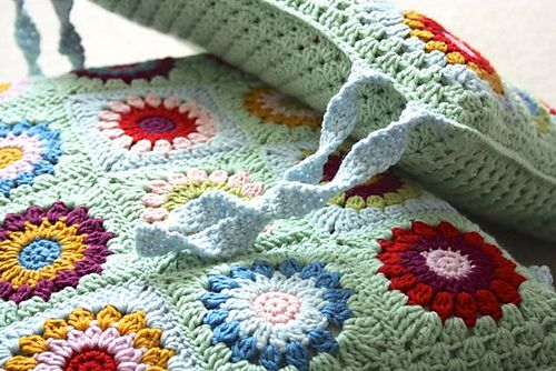Crocheting Problems : Ravelry: CherryHearts Seat of the problem Crochet Cushions ...