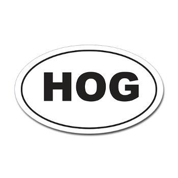HOG vehicle sticker! Only $5.00! #Razorback #WPS #Arkansas #Hog #Football #SEC