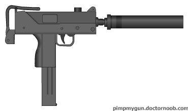 Vietnam-Era Mac-10. pimpmygun