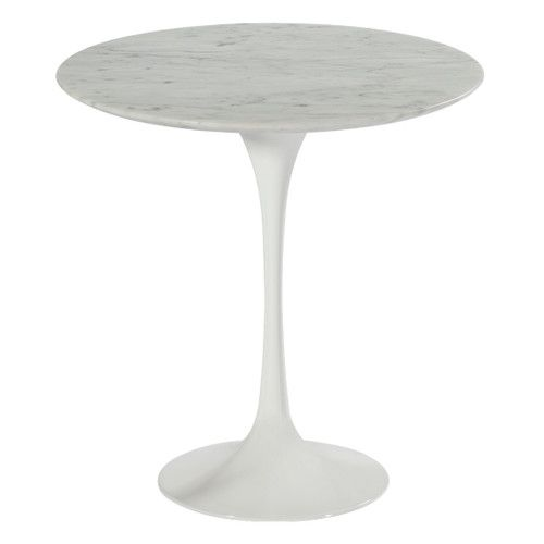 Modern Gold U0026 White End + Accent Tables