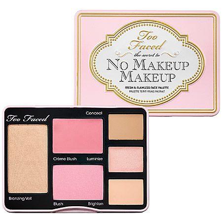 Too Faced - The Secret To No Makeup Makeup | Sephora $750