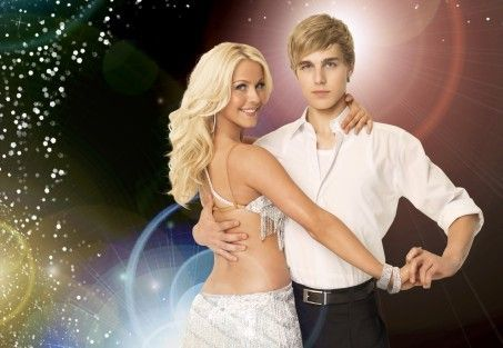 DWTS Season 7:  Cody Linley with Julianne Hough-- aw i miss him on this