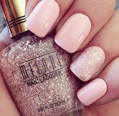 nice summer nail designs for short nails 2016 - Styles 7
