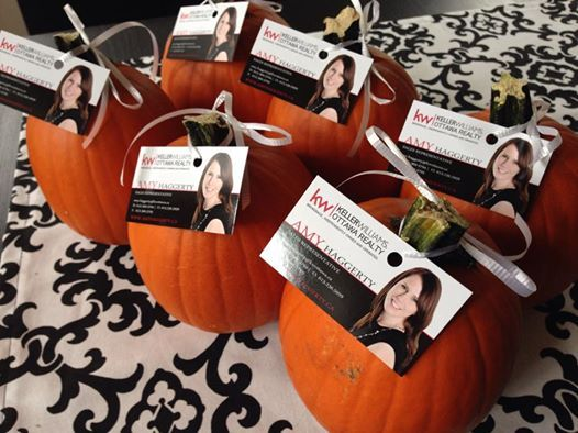 Mini-pumpkins to give away at my October open houses! Jim Pellerin                                                                                                                                                      More