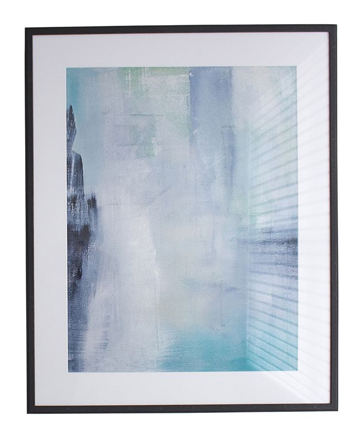 Buy Sea Smoke - Framed Fine Art Print by Julia Contacessi Fine Art - Made-to-Order designer Accessories from Dering Hall's collection of Contemporary Industrial Mid-Century / Modern Transitional Art.