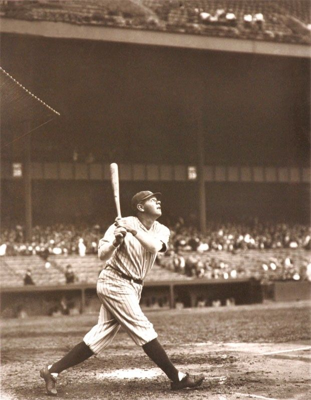 a biography of babe ruth a baseball player Babe ruth was one of the greatest players in baseball history had he been able  to manage as he wanted, his legacy could have been even.