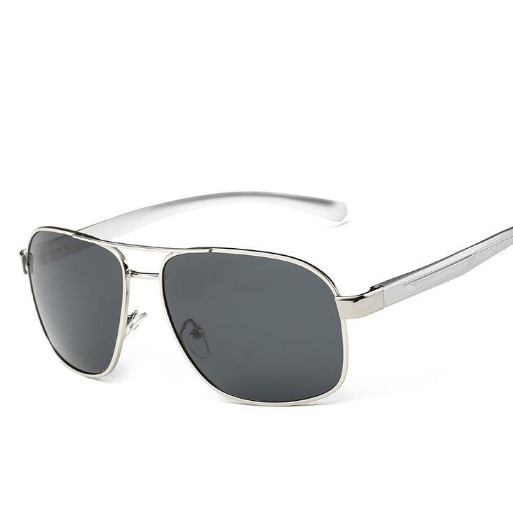 $4.96 (Buy here: https://alitems.com/g/1e8d114494ebda23ff8b16525dc3e8/?i=5&ulp=https%3A%2F%2Fwww.aliexpress.com%2Fitem%2FMagnesium-aluminum-Men-driving-polarized-sunglasses-men-s-brand-oculos-gafas-de-sol-lunette-soleil-hombre%2F32736969356.html ) Magnesium aluminum Men driving polarized sunglasses men's brand oculos gafas de sol lunette soleil hombre masculino Aviation hb for just $4.96