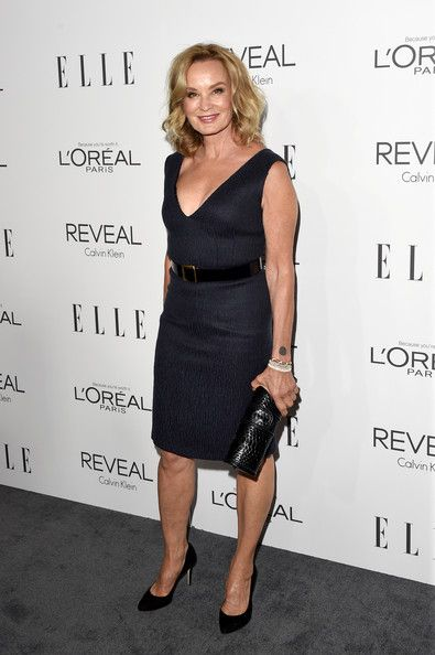 Jessica Lange Photos - Actress Jessica Lange attends ELLE's 21st Annual Women in Hollywood Celebration at the Four Seasons Hotel on October 20, 2014 in Beverly Hills, California. - ELLE's 21st Annual Women In Hollywood Celebration — Part 2