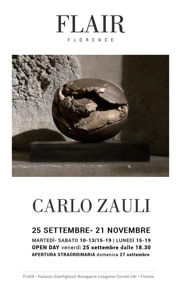 Museo Carlo Zauli | Carlo Zauli a Firenze