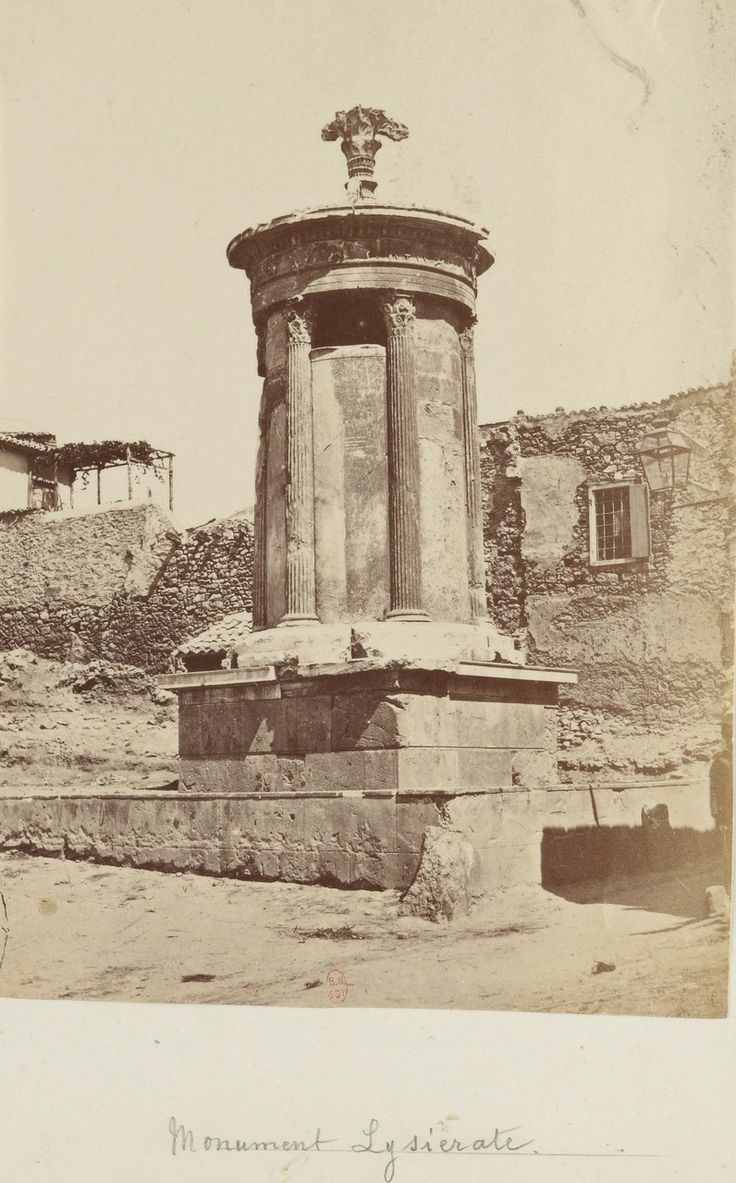 Unknown - Monument of Lysicrates, Athens