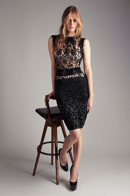 {fashion inspiration | lookbook : collette dinnigan spring summer 2012} by {this is glamorous}, via Flickr
