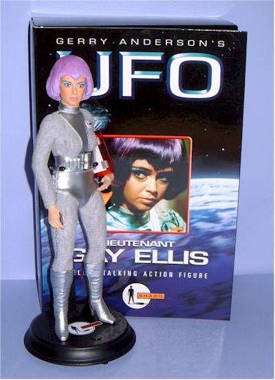 Product Enterprise - Lt. Ellis (UFO) action figure