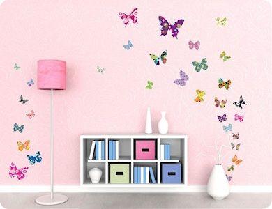 muursticker vlinder - Google zoeken