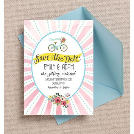124 best Wedding Save the Date Designs images on Pinterest