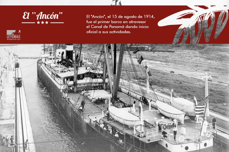 ¿Sabes cuándo se inauguró oficialmente el Canal de Panamá?