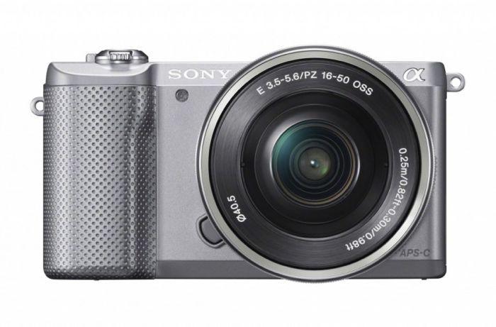Sony a5000 Interchangeable Lens Camera Unveiled [CES 2014] | GIZCRUNCH