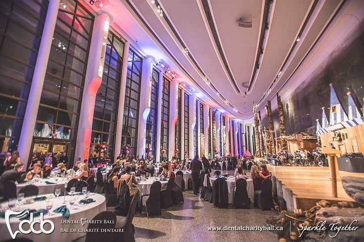 2015 Dental Charity Ball in the Grand Hall !