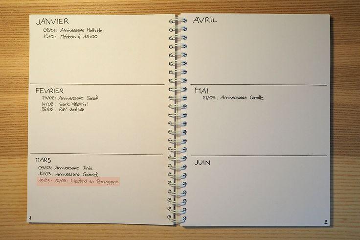 Vous cherchez un outil pour vous organiser au quotidien ? Pour noter tout ce qui vous passe par la tête ? Vous avez entendu parlé du Bullet Journal, et vous aussi vous voulez testerce nouveau concept ? Mais voilà, vous ne savez pas exactement comment ça fonctionne, ni comment vouslancer…Rassurez-vous, c'est très simple ! Sortez un carnet, prenez un crayon, c'est tout ce dont vous aurez besoin ! Il ne vous reste plus qu'à suivrelaméthode ci-dessous, détaillée en 10 étapes[Lire la suite]