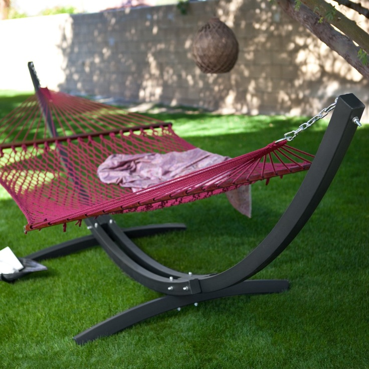 hammock chair stand home depot