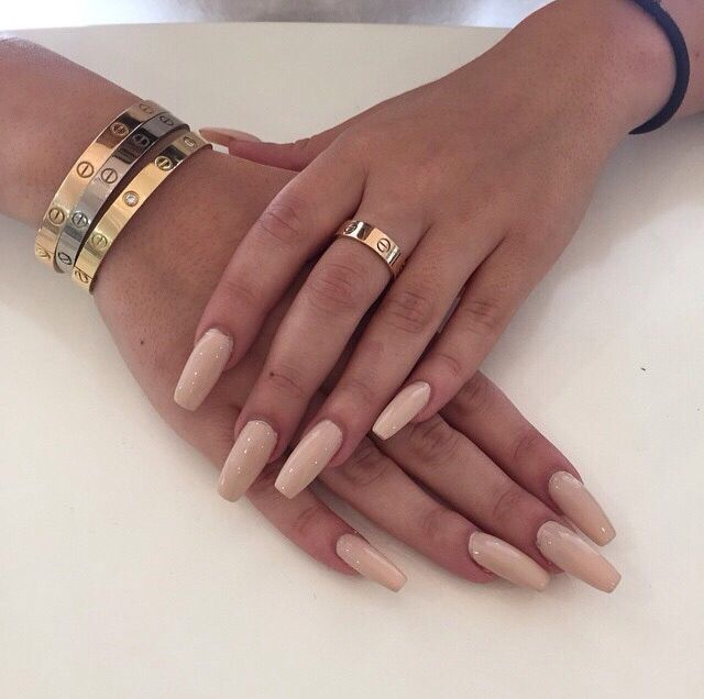 17 Best Images About Nude Nails On Pinterest Coffee