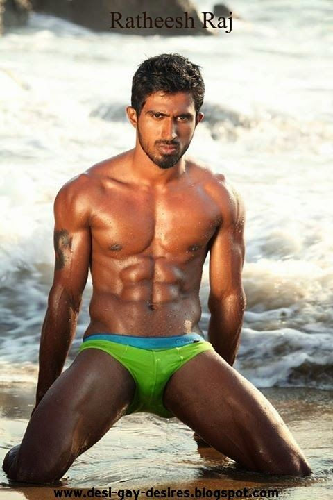 Icon Of The Month - Rateesh  Indian Male Model, Handsome -1564