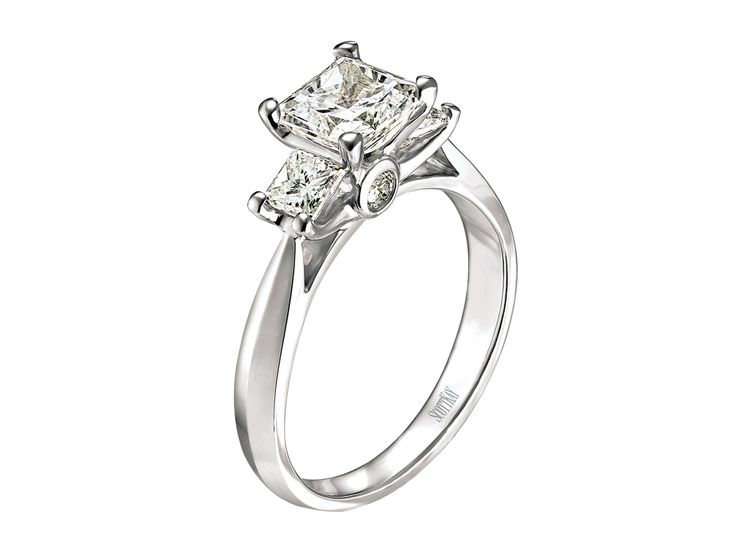 Collection: The CrownStyle #: M1164QD10Description: Ladies 14k White Gold Crown Mounting with .58ctwDia Weight: 0.58ctAvailable Metal: 14kt, 18kt, Platinum, PalladiumRing Size: Pricing based on stock size 4-9Setting: Classic Diamond