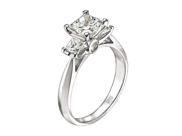 Collection: The Crown - M1164QD10 #WeddingRings #EngagementRings #DiamondRings #ScottKay #ScottKayJewelry