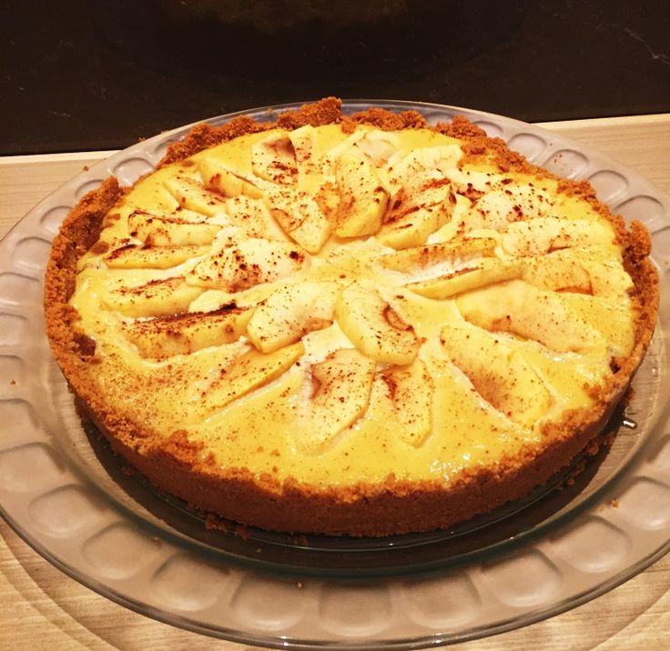Receita de Torta de maçã. Enviada por Dárika e demora apenas 40 minutos.