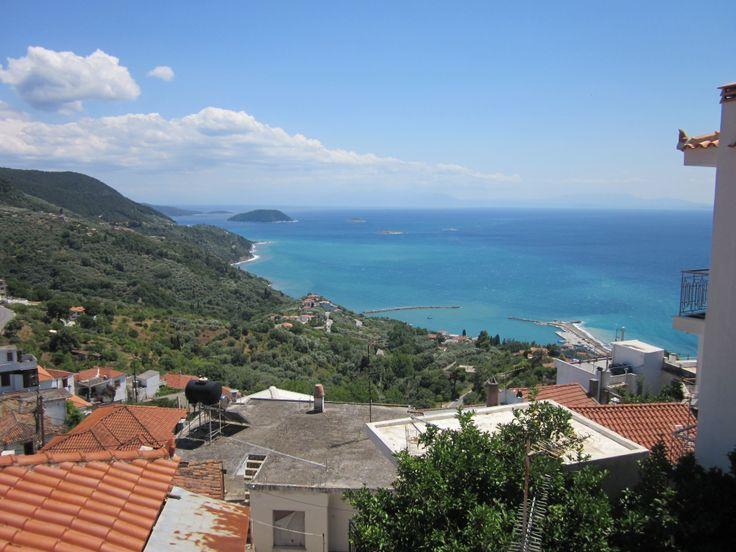 Village of Glossa