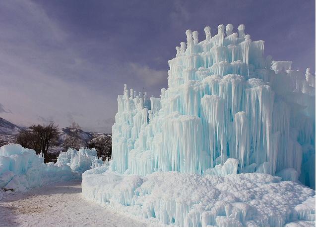 ice castle by kimesama - photo #16