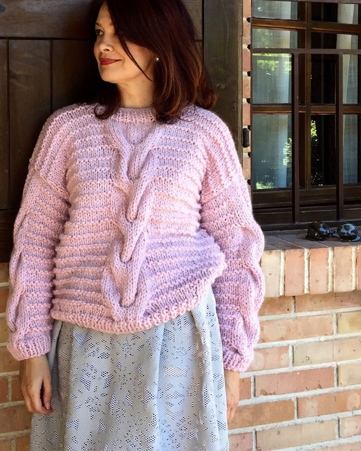 Ein persönlicher Favorit aus meinem Etsy-Shop https://www.etsy.com/de/listing/460846220/ubergrosse-pullover-sweater