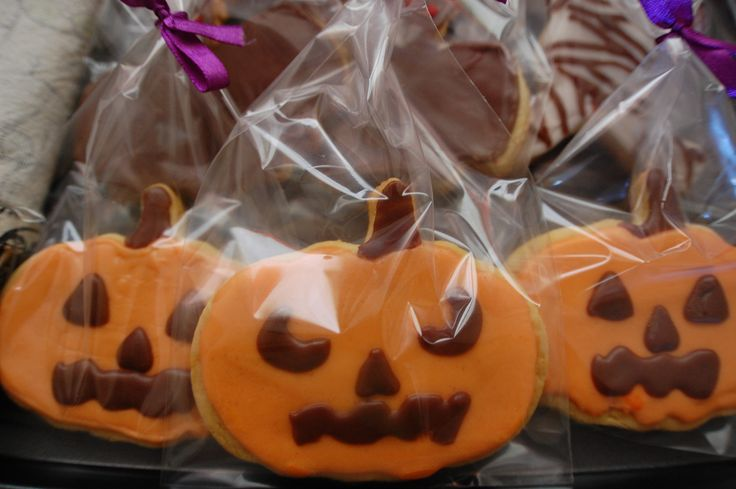galletitas de halloween! <3 cookies <3