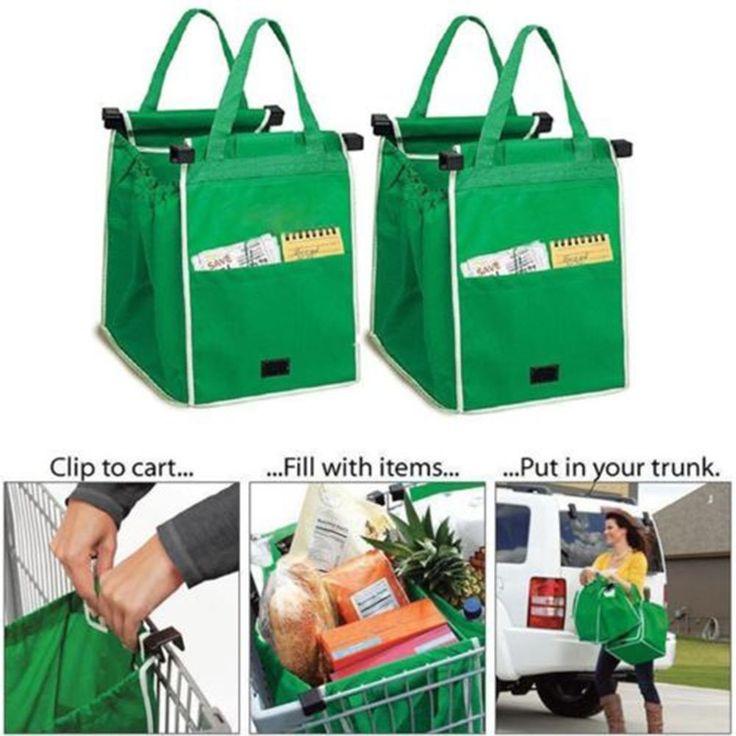 Magic Grab Shopping Bag