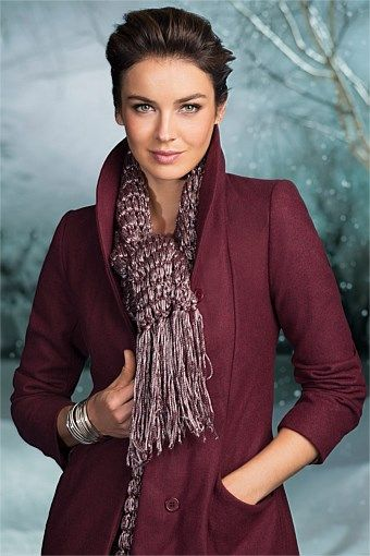 Emerge Elegant Coat. For a lady, a beautiful lady. One to wear for years.