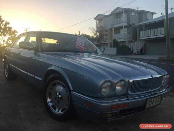 1997 Jaguar XJ6 4.0 Sport Ice Blue Automatic 4sp A Sedan #jaguar #xj6 #forsale #australia