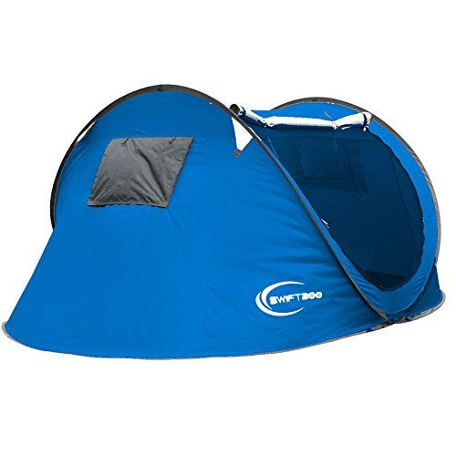 Introducing Waterproof Outdoor 34 Person Atomatic Instant Pop Up Camping Tent GJ031ADark Blue. Great Product and follow us to get more updates!