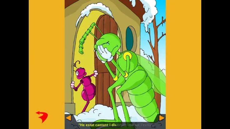 La cigala i la formiga.