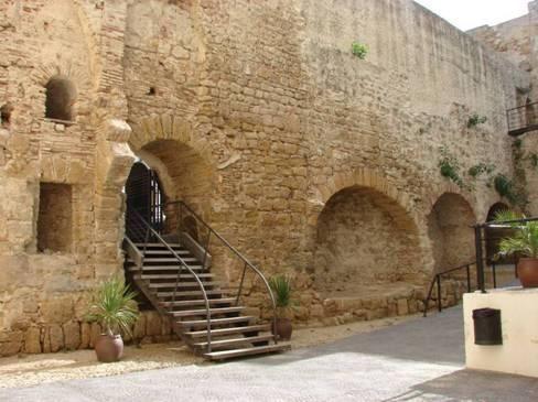 Muralla medieval de Cádiz